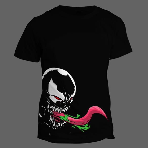 Venom(Black)