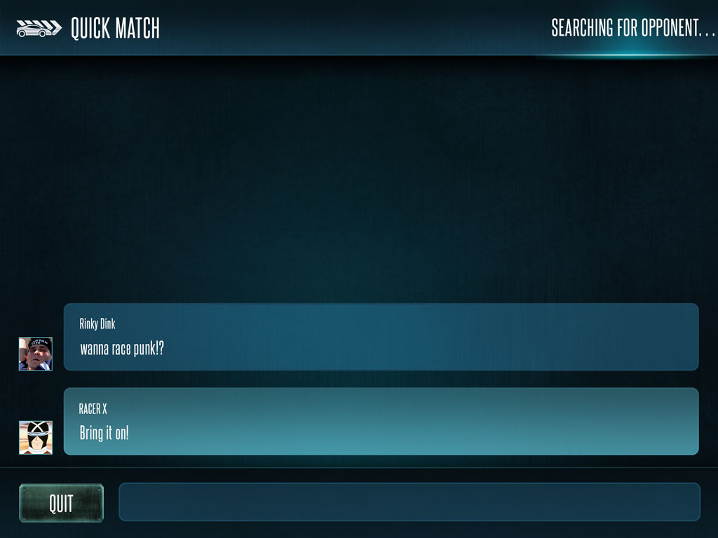 quick matchmaking